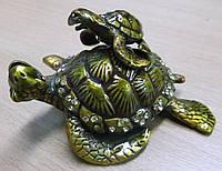 """Статуэтки - шкатулка """"Черепаха с черепашонком"""" от студии LadyStyle.Biz"""