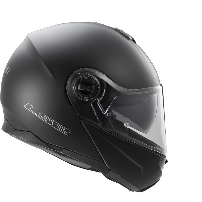 Шлем LS2 FF325 STROBE MATT BLACK (S)