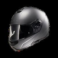 Шлем LS2 FF325 STROBE MATT TITANIUM (M)