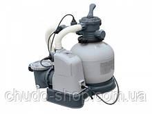 Песочный насос с хлоргенератором Intex 28680