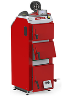 Котел твердотопливный Defro Optima Komfort Plus — 8 кВт (мощность)