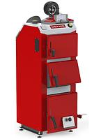Котел твердотопливный Defro Optima Komfort Plus — 15 кВт (мощность)