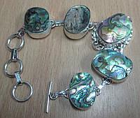 Серебряной браслет с галиотисом от LadyStyle.Biz, фото 1