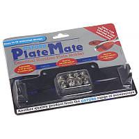 Табличка под номер Oxford Plate Mate, Black (Черный), фото 1
