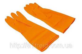 """Перчатки резин. с внутрен. напылен., тип """"Латекс"""", XL"""