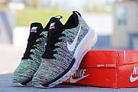 Кроссовки Nike Air Max Flyknit (светло зеленые) кроссовки найк nike