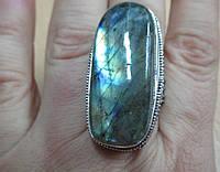 "Кольцо ""Модерн "" с лабрадором, размер 18,9 от студии LadyStyle.Biz, фото 1"