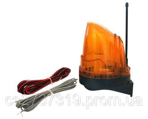 Сигнальная лампа со встроенной антенной Doorhan