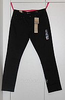 Женские джинсы levis demi curve w33 умеренные скинни черные левайсы оригинал