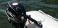 Подвесные лодочные моторы - основные сведения.