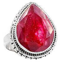 Классический перстень с рубином , размер 16,4 от студии LadyStyle.Biz, фото 1