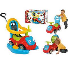 Машинки-каталки, автомобили, толокары, толкатели