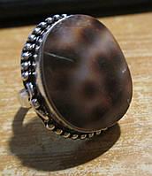 """Оригинальное колечко с ракушкой   """"Далмантин"""", размер 18 от LadyStyle.Biz, фото 1"""