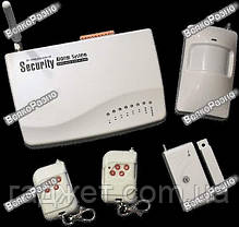 GSM ALARM / Полный комплект / Сигнализация GSM для квартиры, фото 2