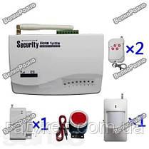 GSM ALARM / Полный комплект / Сигнализация GSM для квартиры, фото 3