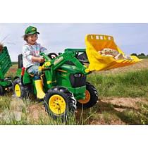 Детские трактора на педалях