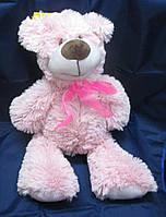 Нежный розовый мишка