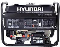 Бензиновый генератор Hyundai HHY 3000FE, фото 1