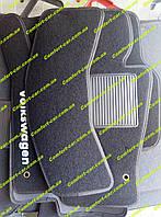 Текстильные коврики в салон на Volkswagen Passat B-6 (ФольксВаген Пассат Б-6)