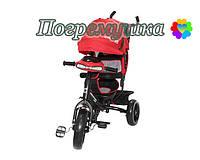 Детский трехколесный велосипед Crosser T-One Eva - Красный