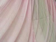 Тюль Pinella полоса розовая