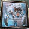 """Картина """"Ловец снов Волки"""" от студии LadyStyle.Biz"""