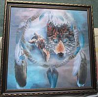 """Картина """"Ловец снов Волки"""" от студии LadyStyle.Biz, фото 1"""