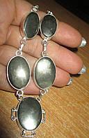"""Яркое колье с пиритом """"Золотистый овал""""  от Студии  www.LadyStyle.Biz, фото 1"""
