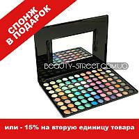 Палитра теней MAC 88  Полноцветные / Мерцающие, фото 1