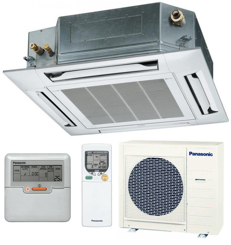 Кассетный кондиционер Panasonic S-F34DB4E5/U-B34DBE5