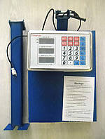 Весы торговые электронные ACS 150 KG FOLD 30*40 усиленная стойка, металлическая голова