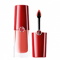 Матовая губная помада Giorgio Armani Lip Magnet Liquid Lipstick 504(коралловый розовый)