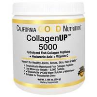 Коллаген. Гидролизированные пептиды рыбного коллагена + Гиалуроновая кислота (205 г)