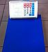 Весы торговые электронные ACS 150 KG FOLD 30*40 усиленная стойка, металлическая голова, фото 7