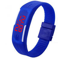 Спортивные брендовые светодиодные часы