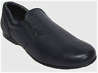 Школьные детские туфли для мальчика VITALIYA, размеры 32-36 34