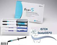 Eco-S    ЭКО-ЭС - светоотверждаемый герметик для запечатывания фиссур [VERICOM], шприц 1,2 мл.