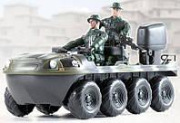 Амфибия, военный набор с солдатиками, M&C Toy