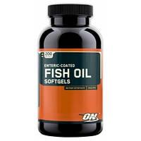 Optimum Nutrition Fish Oil Softgels 200 caps