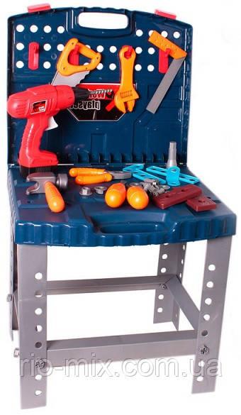 Детский набор инструментов в чемодане Super Tool 661-74 - Интернет-магазин RIO-MIX в Львове