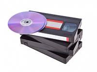 Оцифровка видео- и аудио- кассет