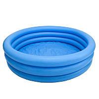 Детский надувной бассейн для дачи 168х38 см Intex 58446