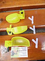 Микрочашечная поїлка овальна, фото 1
