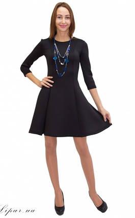 Женское платье из неопрена, фото 2