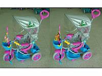 Велосипед 3-х колес. Жираф (4шт./ящ)