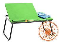 Столик для ноутбука  NT03 зелёный, фото 1