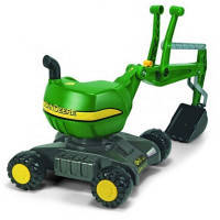 Rolly toys Экскаватор Rolly digger 421022