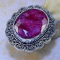 """Восточный перстень с рубином """"Падишах"""", размер 17.5 от студии LadyStyle.Biz, фото 1"""