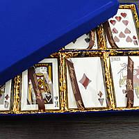 Подарочный набор карт классическое сырье. Размер: 330х585х60мм, вес 3200г, фото 1