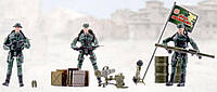 Игровой набор c солдатиками Ranger (77001-A), M&C Toy